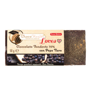 ChocoHealth® pepe nero